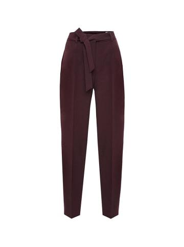 Moda Su Spodnie w kolorze ciemnofioletowym