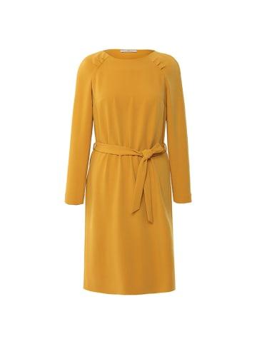 Moda Su Sukienka w kolorze musztardowym