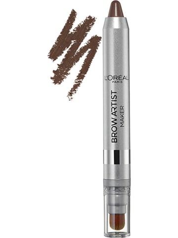 """L'Oréal Paris Augenbrauenstift """"Brow Artist Maker - 2 Cool Brunette"""", 1,5 g"""