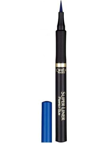 """L'Oréal Paris Eyeliner """"SuperLiner Perfect Slim - Blue"""", 2 ml"""