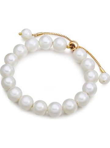 Perldesse Pozłacana bransoletka perłowa
