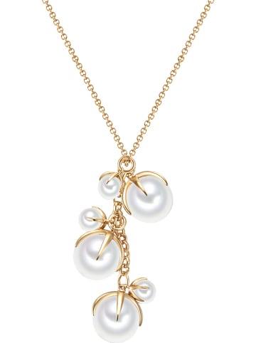 Perldesse Srebrny naszyjnik z perłami
