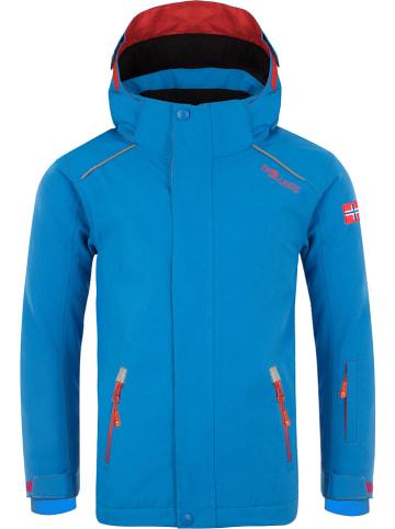 """Trollkids Ski-/ Snowboardjacke """"Holmenkollen Pro"""" in Blau"""