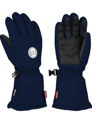 """Trollkids Functionele handschoenen """"Narvik""""  donkerblauw"""