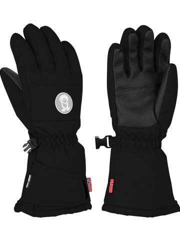 "Trollkids Funktions-Handschuhe ""Narvik"" in Schwarz"