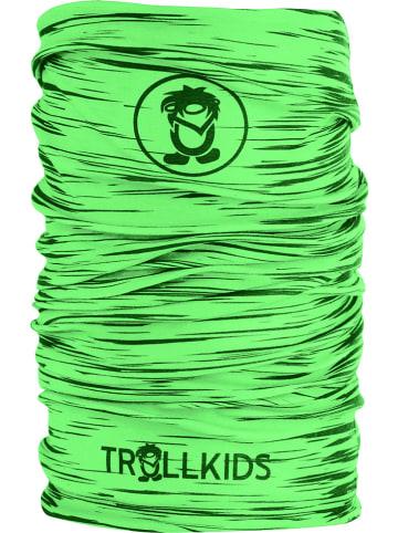 Trollkids Loopschal in Grün