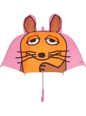Playshoes Paraplu lichtroze/oranje