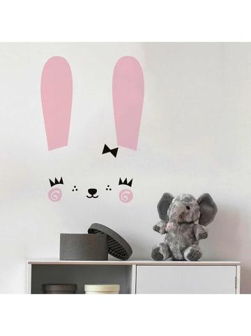 "Ambiance Tatuaż ścienny ""Cute bunny"""