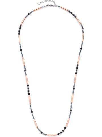 """LEONARDO Halskette """"Mantua"""" mit Schmuckelementen - (L)80 cm"""