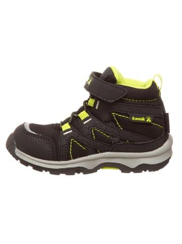 """Kamik Boots """"Blitz"""" in Schwarz/ Grün"""