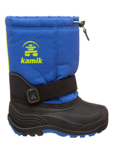 "Kamik Winterlaarzen ""Rocket"" blauw"
