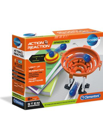 "Clementoni Galileo-Konstruktionsset ""Action & Reaction - Trampolin"" - ab 8 Jahren"
