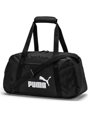 Puma Torba sportowa w kolorze czarnym - 46 x 25 x 20 cm