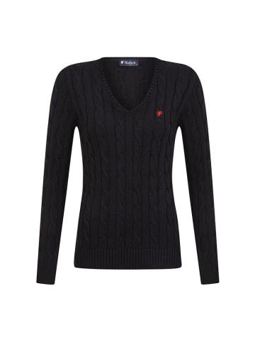 CULTURE CULTURE Pullover  in schwarz