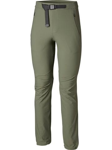 """Columbia Spodnie funkcyjne """"Passo Alto"""" w kolorze khaki"""
