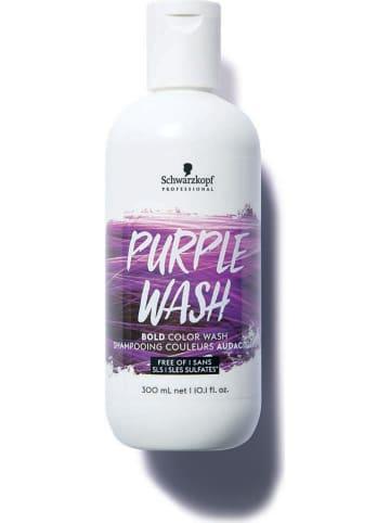 "Schwarzkopf Professional Kleurshampoo ""Purple Wash"", 300 ml"