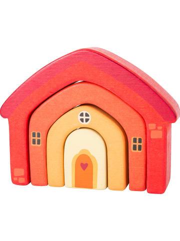 """Small foot Houten bouwstenen """"Huis"""" - vanaf 12 maanden"""