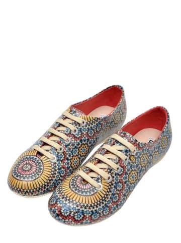 """Dogo Sneakers """"Colorful"""" meerkleurig"""