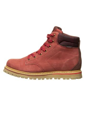"CMP Leren boots ""Dorado"" rood"