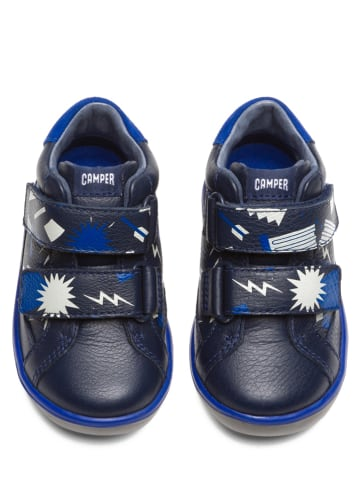 "Camper Sneakers ""Perl"" donkerblauw"