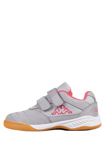 "Kappa Sneakersy ""Kickoff"" w kolorze szarym"