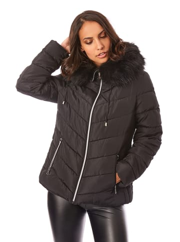 Snowie Collection Tussenjas zwart