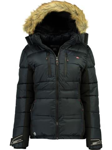"Geographical Norway Winterjas ""Bersil"" donkerblauw"