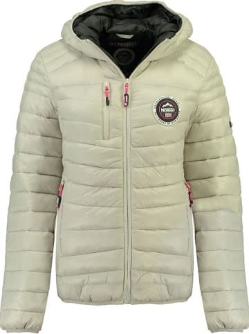 "Geographical Norway Tussenjas ""Bambway"" crème"