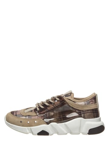 Lazamani Sneakers in Beige