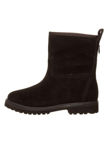 "Timberland Leren boots ""Chamonix Valley"" zwart"
