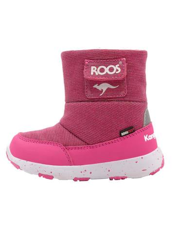 """Kangaroos Winterstiefel """"Snowball"""" in Pink"""