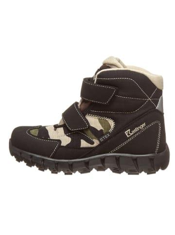 "Kastinger Winterboots ""Snow-Gear"" zwart/beige"