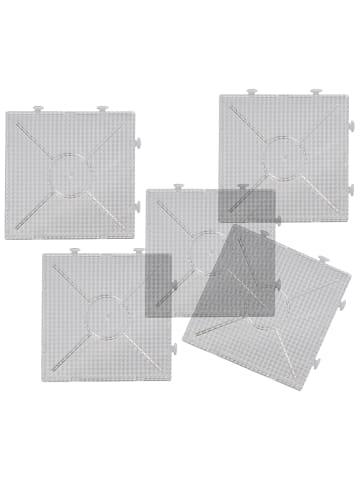 Playbox Steckplatten für Bügelperlen - 10 Stück - ab 5 Jahren
