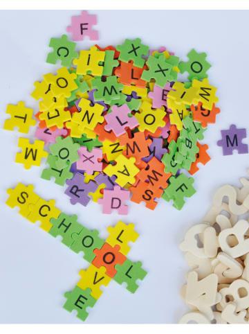 Playbox Puzzle-literki - 5+