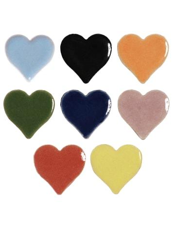SUNNYSUE Kolorowe kamyczki mozaikowe - 100 g