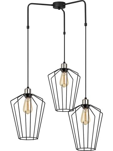 """Scandinavia Concept Lampa wisząca """"Fener"""" w kolorze czarnym - 68 x 100 cm"""