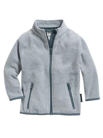 Playshoes Fleece vest grijs