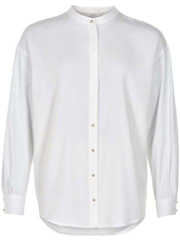 """NÜMPH Bluzka """"Marcy"""" w kolorze białym"""