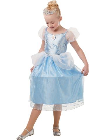 """Rubie`s 2-częściowy kostium """"Cinderella"""" w kolorze błękitnym"""
