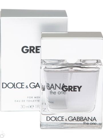 Dolce & Gabbana D&G The One For Men Grey - eau de toilette, 30 ml