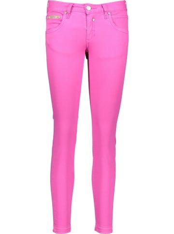 "Herrlicher Hose ""Touch"" - Skinny fit - in Pink"
