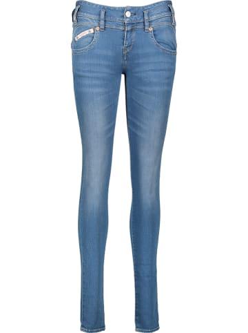 "Herrlicher Jeans ""Pearl"" - Slim fit - in Blau"