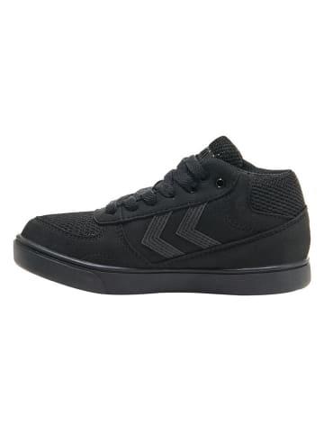 """Hummel Sneakersy """"Cordial Mid"""" w kolorze czarnym"""