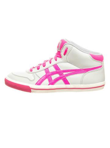 "Asics Sneakers ""Aaron"" in Weiß/ Pink"