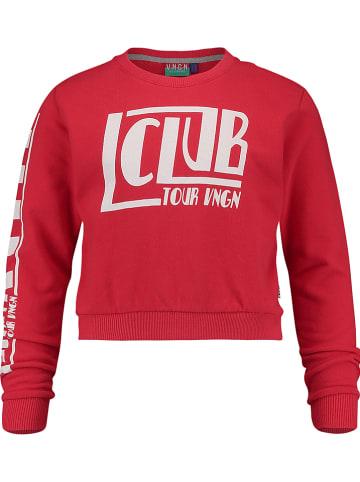 """Vingino Sweatshirt """"Naria"""" rood"""