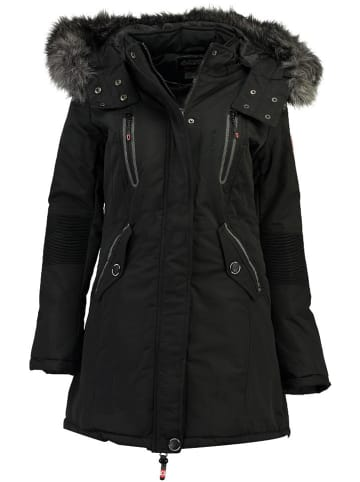 "Canadian Peak Parka ""Camilly"" zwart"