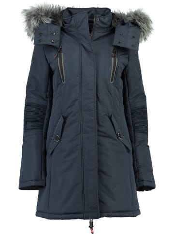 "Canadian Peak Parka ""Camilly"" in Dunkelblau"