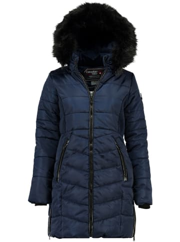 "Canadian Peak Wintermantel ""Armonica"" donkerblauw"
