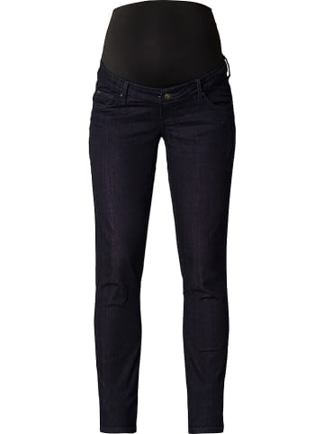 "Queen Mum Umstandsjeans ""Vera"" - Slim fit - in Dunkelblau"