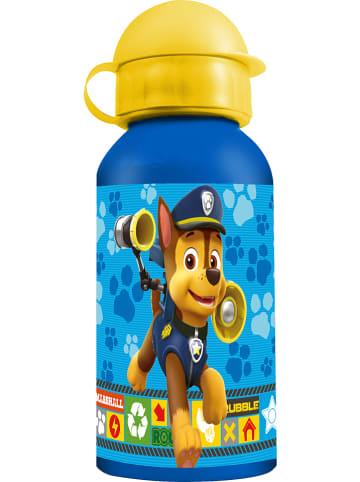 """Paw Patrol Bidon """"Paw Patrol"""" w kolorze niebiesko-żółtym - 400 ml"""